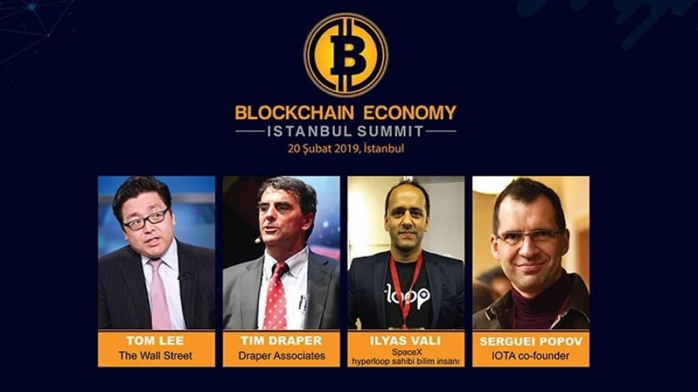 Bölgenin En Büyük Blockchain ve Kripto Para Konferansı İçin İstanbul Seçildi!