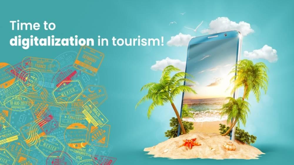Turizmde Dijitalleşme Zamanı!