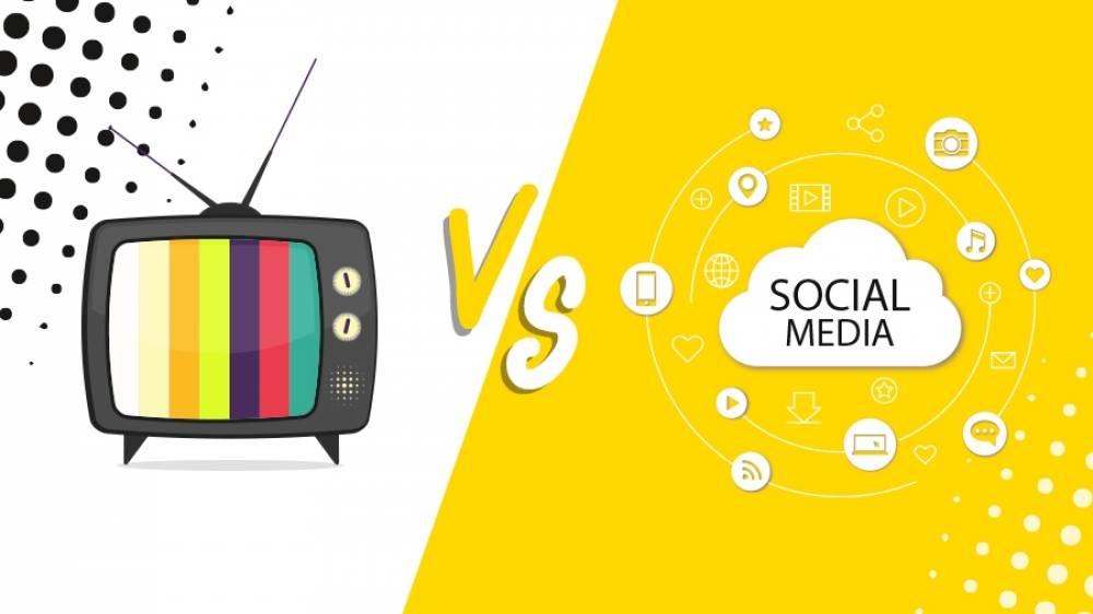 Geleneksel TV Sosyal Medya Devleri Karşısında Tahtını Kaybetmeye Başladı!