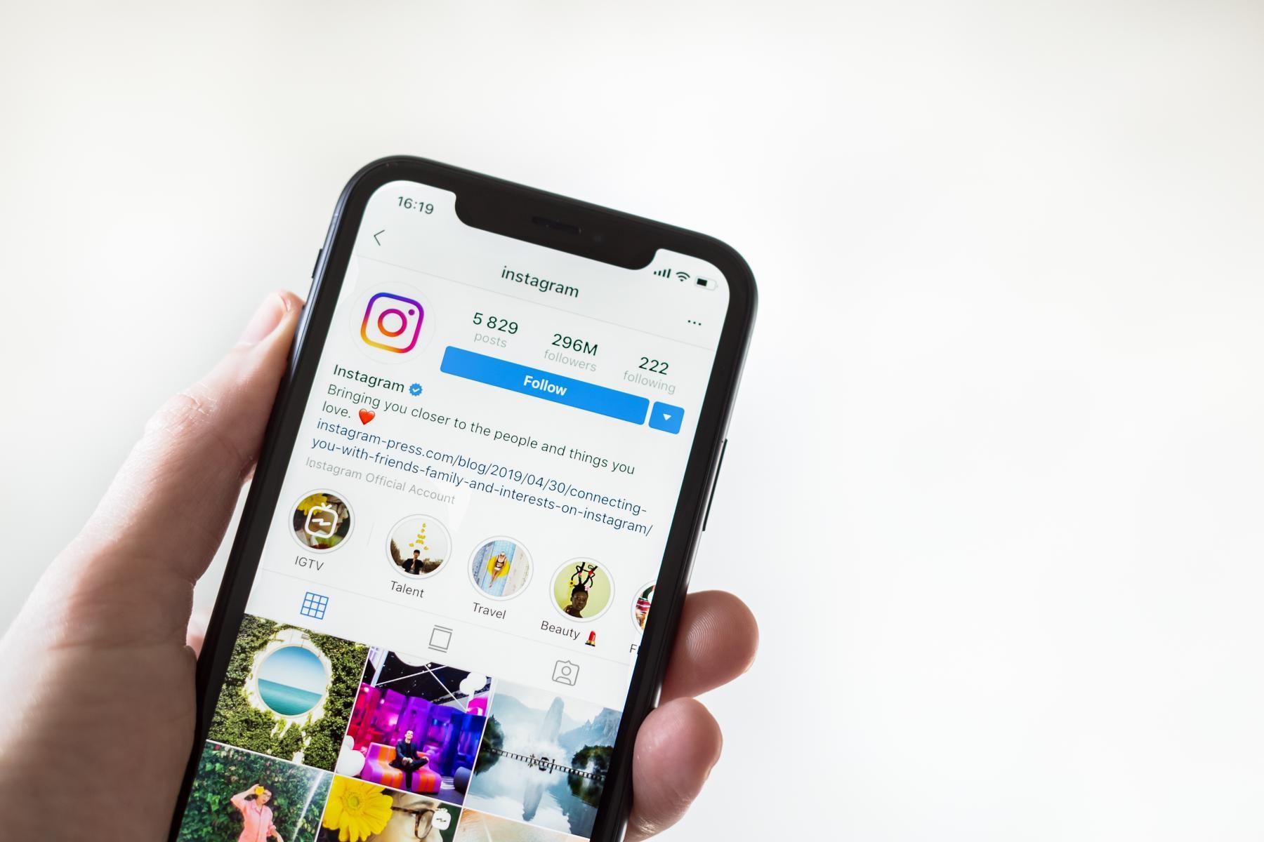 Instagram Advertising Service